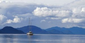 Island Odyssey, Bluewater Adventures, Great Bear Rainforest, Elizabeth Around the World