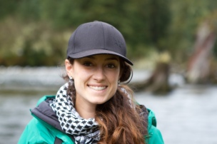 Elizabeth McSheffrey, Elizabeth Around the World, Great Bear Rainforest