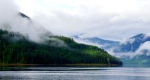 Great Bear Rainforest, misty fjords, old-growth forest, Elizabeth Around the World