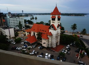 Azania Front Church, Dar es Salaam, things to do in Dar es Salaam, tourism, Tanzania, Tanzania itinerary,