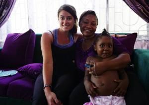 Elizabeth Around the World, Ndaya Kassongo, Tanzania, Kimara, Dar es Salaam,
