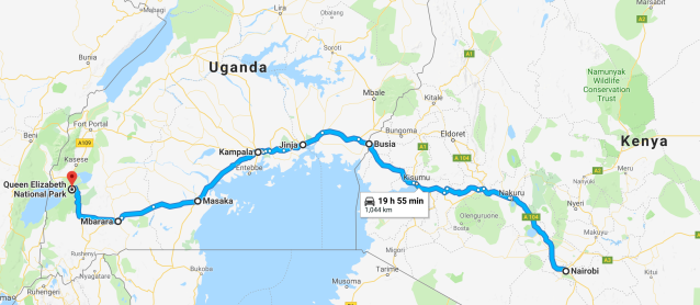 Uganda, Uganda tourism, travel Uganda, Uganda travel itinerary, things to see in Uganda, Kampala, Elizabeth Around the World, Queen Elizabeth National Park, travel from Nairobi to Kampala