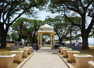Forodhani Gardens, Forodhani Park, Zanzibar, Stone Town, Zanzibar attractions, Zanzibar tourism, things to see in Zanzibar, Zanzibar itinerary, Tanzania, Old Fort