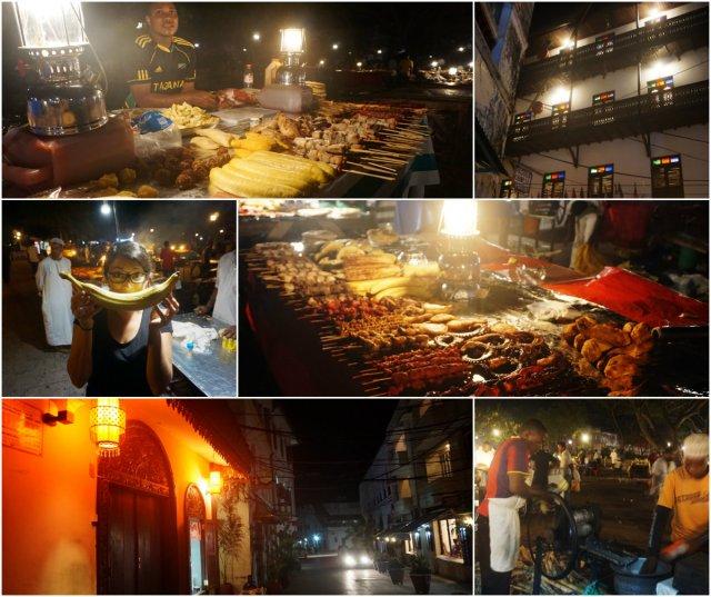 Stone Town, Forodhani Food Market, Forodhani Gardens, nightlife in Stone Town, nightlife in Zanzibar, Zanzibar, Zanzibar tourism, travel, Elizabeth McSheffrey