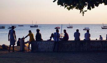 Stone Town, Zanzibar, parkour, gymnastics, beach, Indian Ocean, Zanzibar tourism, things to see in Zanzibar, Zanzibar itinerary, Africa House Hotel