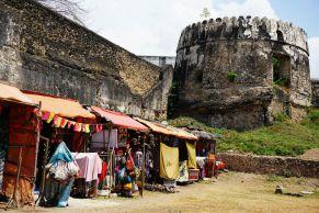 Old Fort, Stone Town, Zanzibar, Tanzania, attractions Zanzibar, Zanzibar itinerary, things to see in Zanzibar,