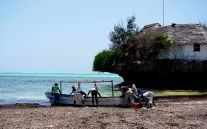 Upendo Beach, Upendo Zanzibar, Stone Town, Zanzibar, Zanzibar tourism, Zanzibar itinerary, The Rock Restaurant