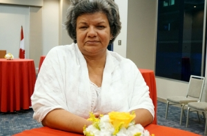 Sandra Maribel Sanchez, Radio Progreso, Radio America, journalist, Honduras, feminist, Tegucigalpa, corruption, press freedom