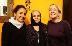 Lisa VeneKlasen, Berta Caceres, Bertita Zuniga, COPINH, La Esperanza