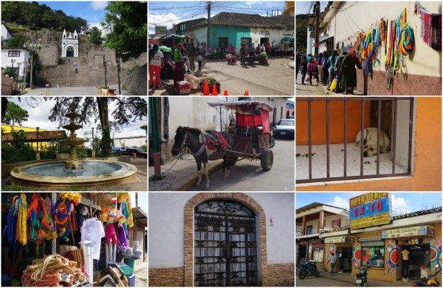 Parque Central, La Esperanza, Honduras, tourism, Honduras itinerary, things to do in La Esperanza, one day in La Esperanza, La Gruta