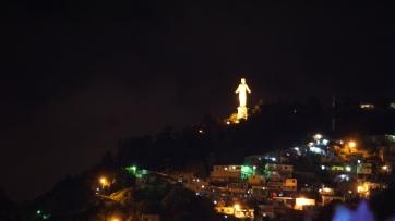 El Picacho, Jesus, statue, monument, Christ, Tegucigalpa, religion in Honduras, Honduras