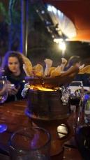 Bar Doce Terraza Lounge, Hotel Honduras Maya, Honduras itinerary, where to stay in Tegucigalpa, Tegucigalpa, Tegucigalpa nightlife, anafre, Honduran food