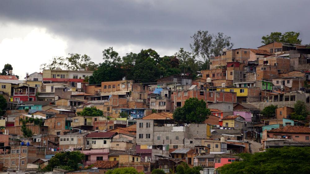 Honduras Elizabeth Around The World