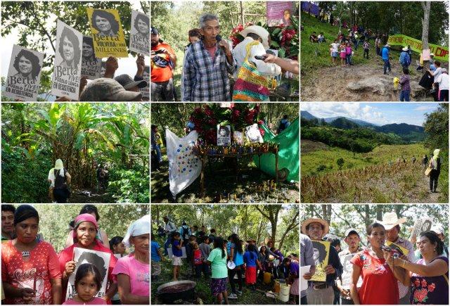 COPINH, Honduras, Río Blanco, Lenca, Berta Cáceres, Indigenous rights, land rights, water rights