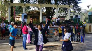Parque Central, La Esperanza, Honduras, tourism, Honduras itinerary, things to do in La Esperanza, one day in La Esperanza