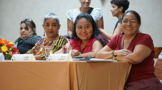women human rights defenders, Honduras, Tegucigalpa, campesinas, femicide, women's rights