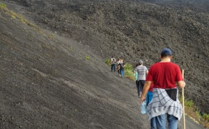 Pacaya Volcano, Antigua, Antigua tourism, things to see in Antigua, hike Pacaya Volcano, Bigfoot Hostel, Guatemala itinerary, tourism Guatemala