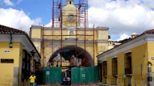 Arco de Santa Catalina, tourism Antigua, tourism Guatemala, Guatemala itinerary, Spanish settlers, Roman Catholic, Old Antigua, things to see in Antigua