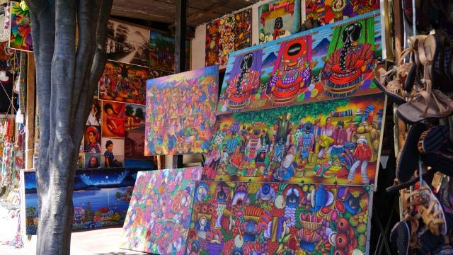Guatemalan art, Santiago, churches of Santiago Atitlan, Santiago Atitlan, villages of Lake Atitlan, Panajachel, Lake Atitlan tourism, Guatemala, Guatemala tourism, Santiago Atitlan tourism