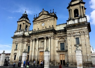 Catedral Metropolitana, Metropolitan Cathedral, Guatemala City, Zone 1, Parque Central, Plaza de la Constitucion, tourism, travel itinerary Guatemala, tourism Guatemala City,