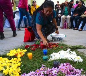 Mataquescuintla, Minera San Rafael, Mayan worldview, Maya, Xinka, Guatemala