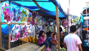 Day of the Dead, Casillas, Santa Rosa, Guatemala,