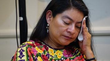 Dr. Irma Alicia Velásquez Nimatuj, Guatemala, human rights, Indigenous women, Elizabeth McSheffrey