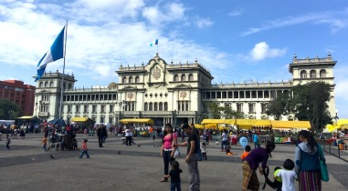 Palacio National, Guatemala Itinerary, tourism, Guatemala City, Zone 1, Guatemala travel, things to do in Guatemala City