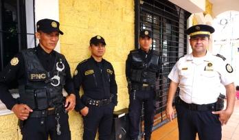 police corruption, police brutality, Guatemala, Casillas, Blockade, Santa Rosa, Guatemala National Police, Minera San Rafael