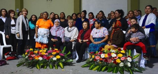 Nobel Women's Initiative, Minera San Rafael, Mataquescuintla, resistance, human rights, Elizabeth McSheffrey