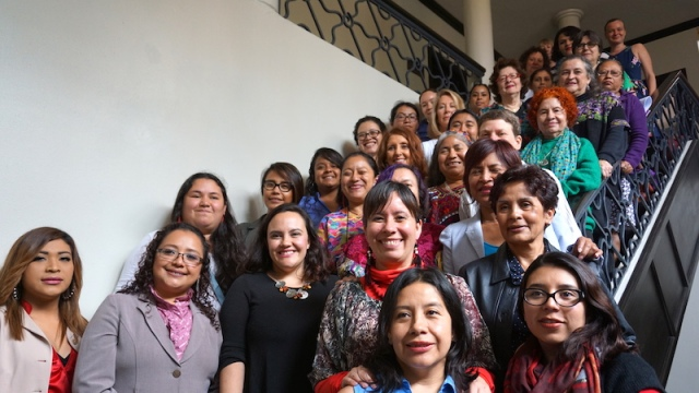 Nobel Women's Initiative, JASS, Just Associates, Guatemala City, shelter fire, Estefani Sotoj Hernández, Elizabeth McSheffrey, journalism