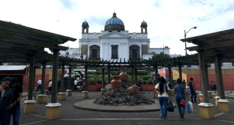 Guatemala City, Zone 1, Guatemala itinerary, sites in Guatemala City,