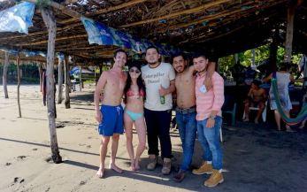 El Cuco, Playa El Zonte, El Salvador, Elizabeth McSheffrey, Elizabeth Around the World, El Salvador itinerary, travel El Salvador, backpacking
