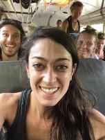 Volcano boarding León, Bigfoot Hostel León, Elizabeth McSheffrey, Elizabeth McSheffrey travel blog, Nicaragua itinerary, León Nicaragua