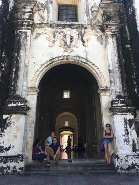 Elizabeth McSheffrey, Elizabeth McSheffrey journalist, Nicaragua itinerary, backpacking Nicaragua, Elizabeth Around the World, León Nicaragua