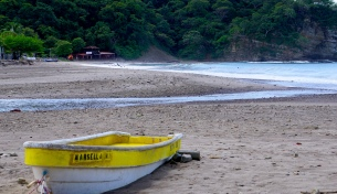 Playa Marsella, San Juan del Sur, Nicaragua itinerary, San Juan del Sur tourism